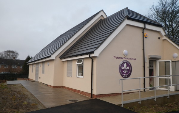 7th Harlow Scout Hut