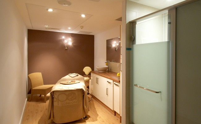 Spa London – Treatment Room