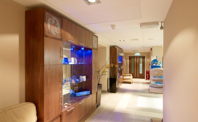 Spa London – Reception