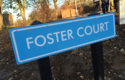 Foster Court, Harlow