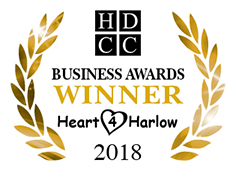 Harlow Business Awards – WINNERS!!!!
